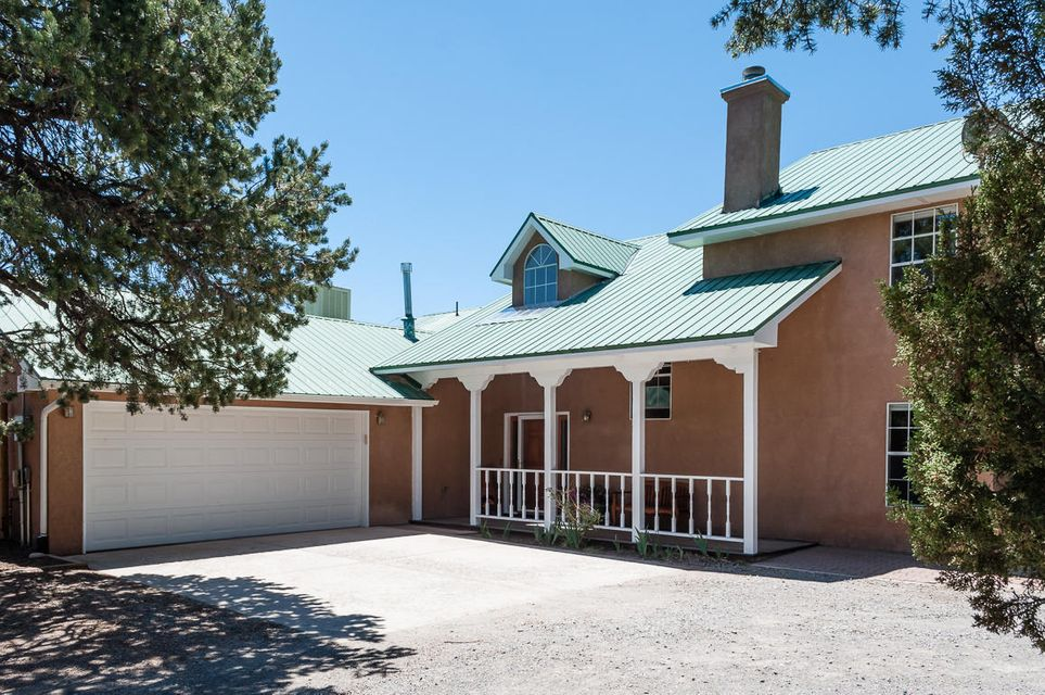 11 OAKMONT RIDGE Road, Sandia Park, NM 87047