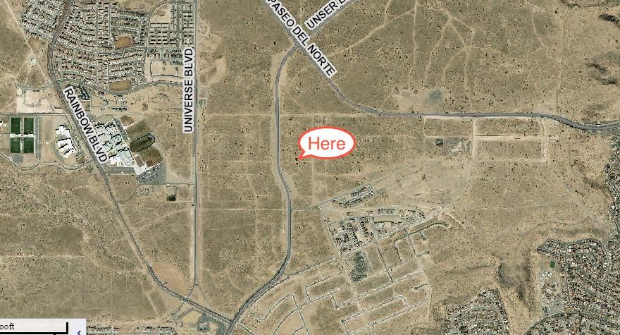 99999 Helado (Vacant Land) NW, Albuquerque, NM 87120