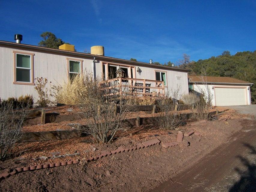 6 Tablazon Road, Tijeras, NM 87059