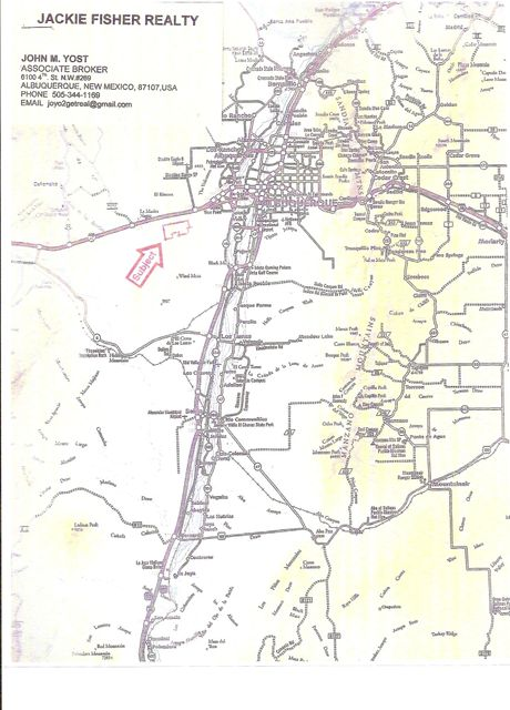 NW I-40 Highway, Albuquerque, NM 87121