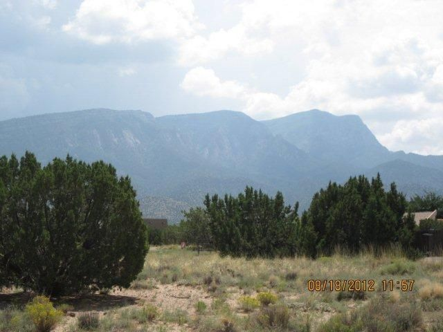 Lot 2A5A-1 Strahl Avenue, Placitas, NM 87043