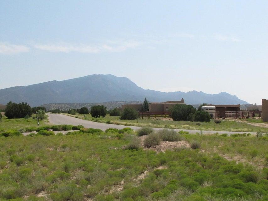25 MUSTANG Road, Placitas, NM 87043