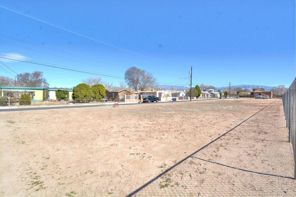 Lot 2 Edna Avenue NW, Albuquerque, NM 87104