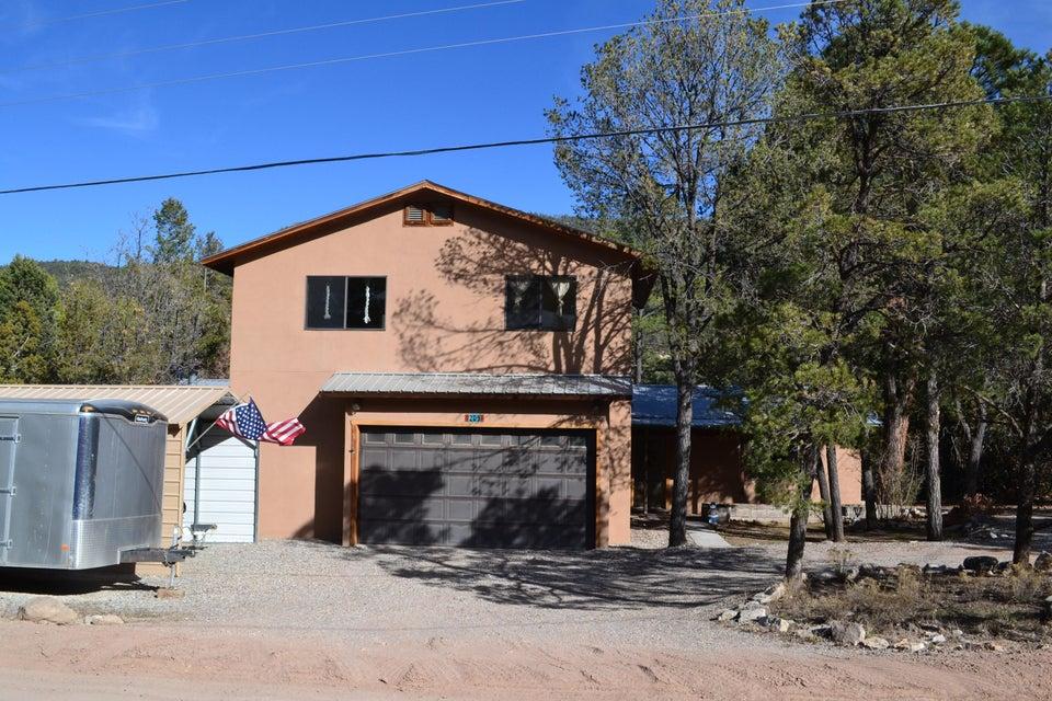 209 Redondo Road, Jemez Springs, NM 87025