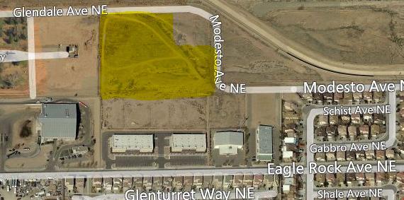 NE Modesto (29 platted lots) Avenue, Albuquerque, NM 87113