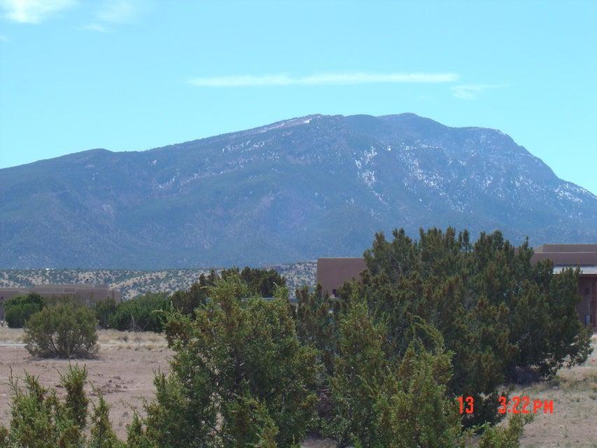Horse Shoe Loop - lot 8, Placitas, NM 87043