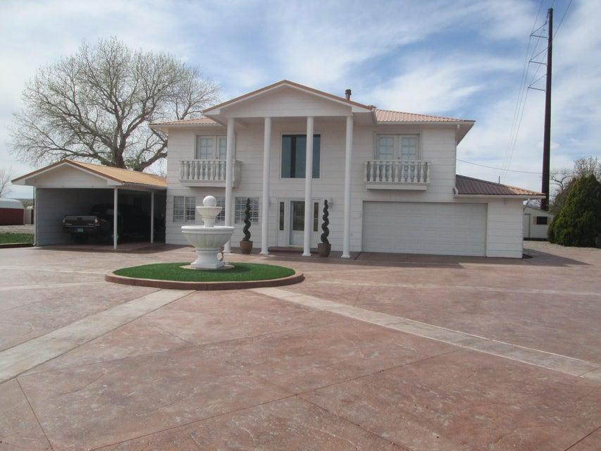 434 & 436 Jarales Road, Belen, NM 87002