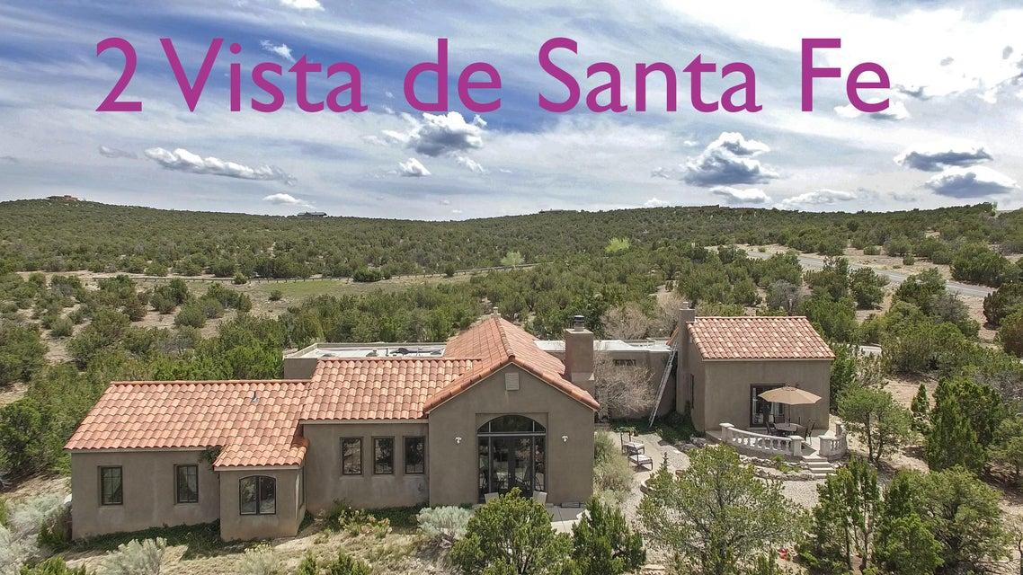 2 Vista De Santa Fe, Sandia Park, NM 87047