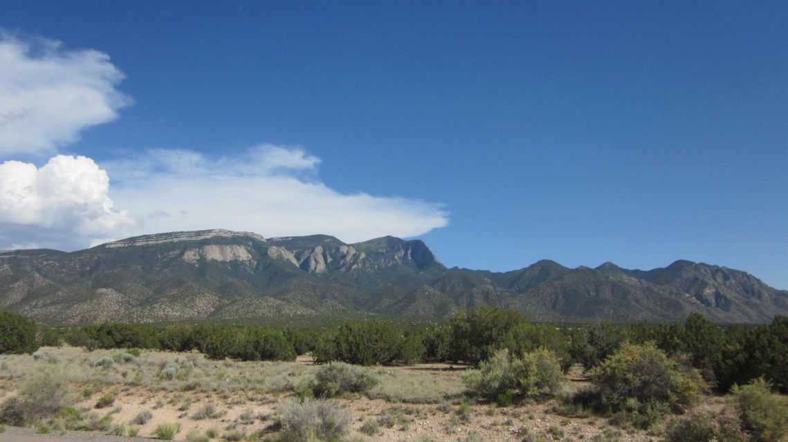 Lot 17 Morning Star Court, Placitas, NM 87043