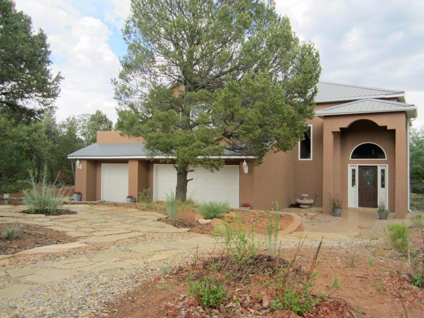 46 Canyon Ridge Drive, Sandia Park, NM 87047