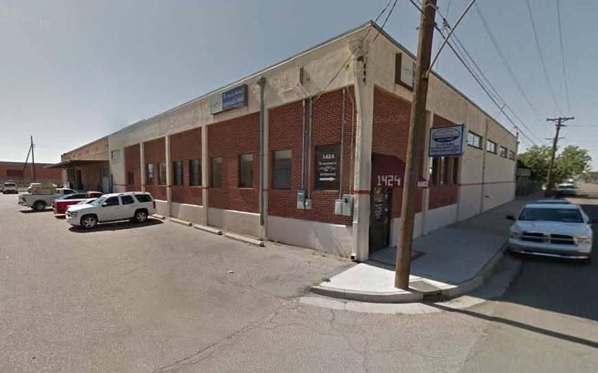 1424 1st Street NW, Albuquerque, NM 87102