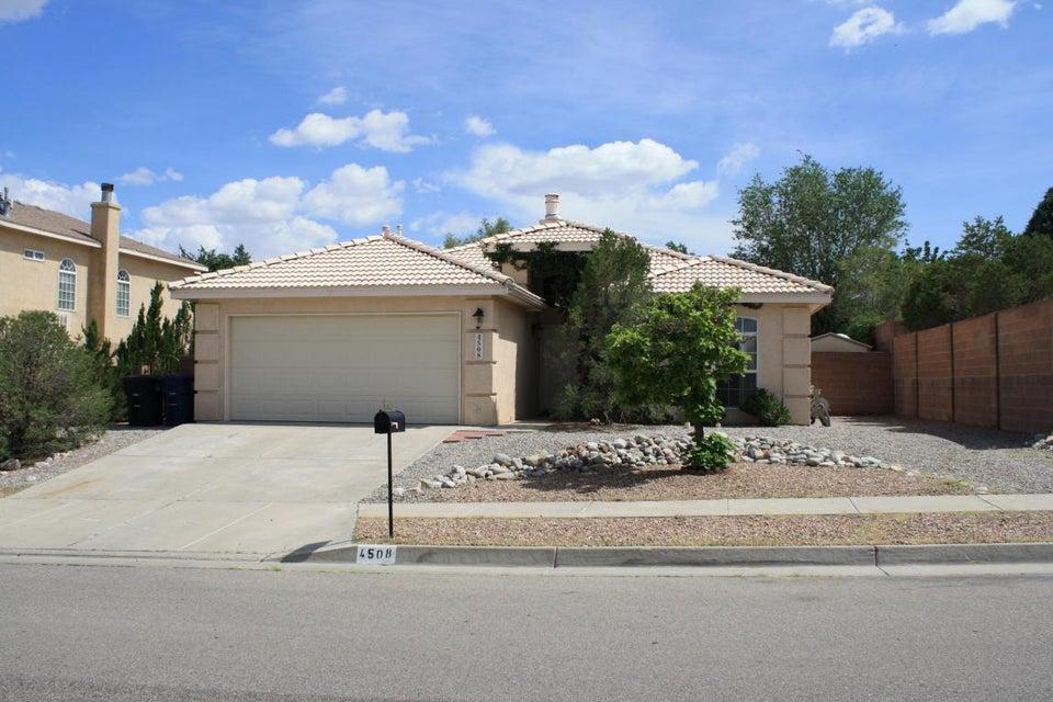 4508 Silver Arrow NW, Albuquerque, NM 87114