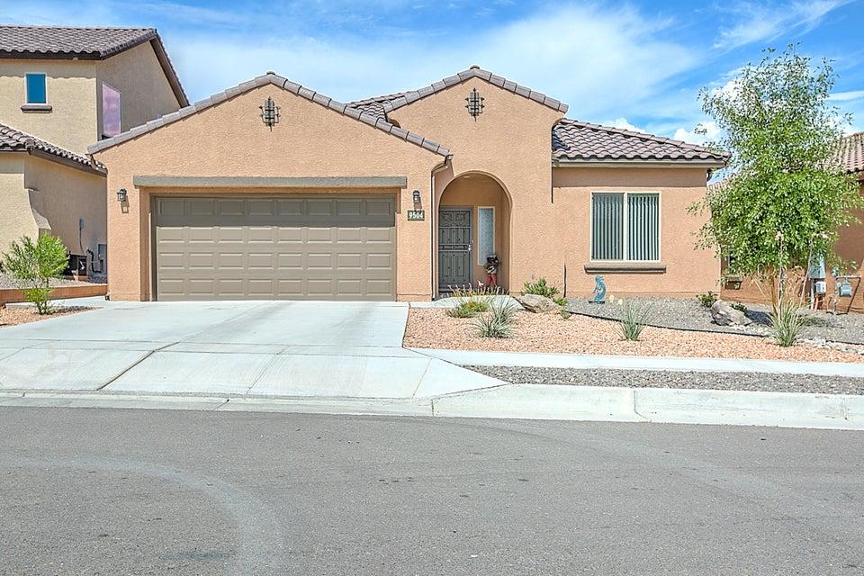 9504 Sandstone Rim Drive NW, Albuquerque, NM 87114