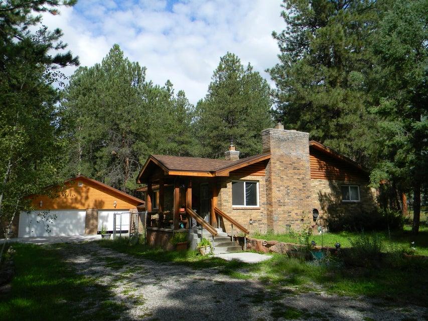 193 Ponderosa Place, Jemez Springs, NM 87025