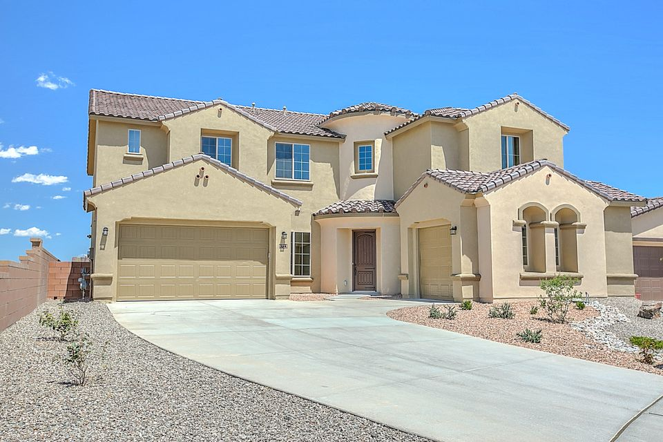 Westside Albuquerque Homes With 4 Car Garage