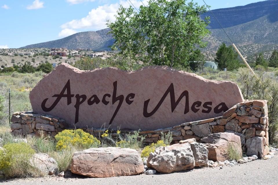 Lot 5 Apache Mesa Road, Placitas, NM 87043