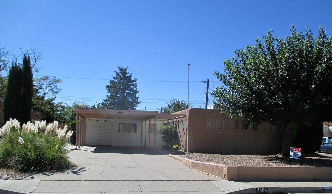 4804 Douglas Macarthur Road NE, Albuquerque, NM 87110