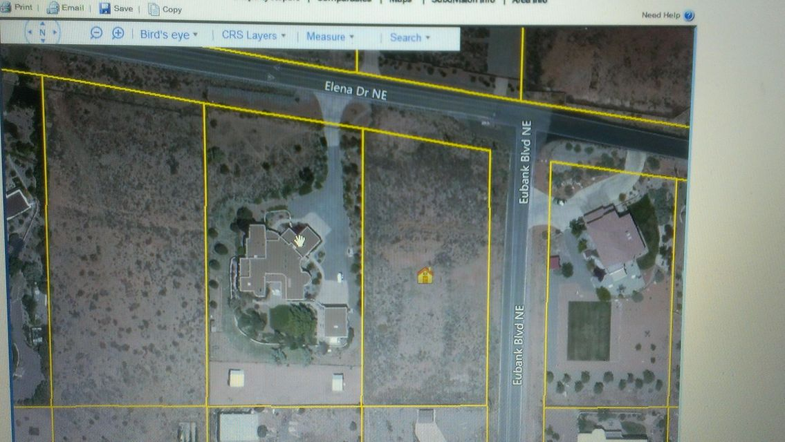Elena Avenue NE, Albuquerque, NM 87122
