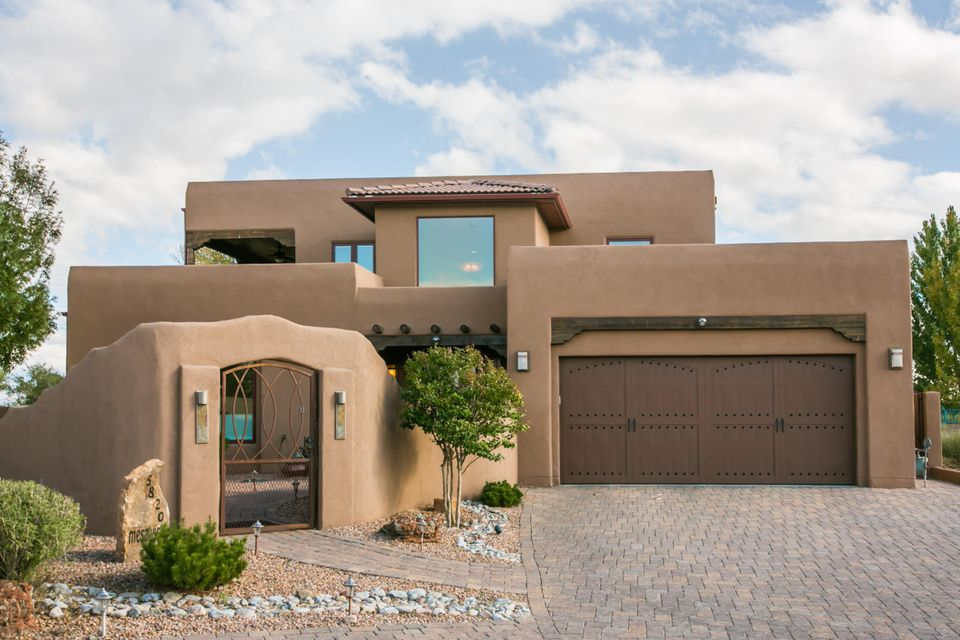 5820 Mesa Vista Trail NW, Albuquerque, NM 87120