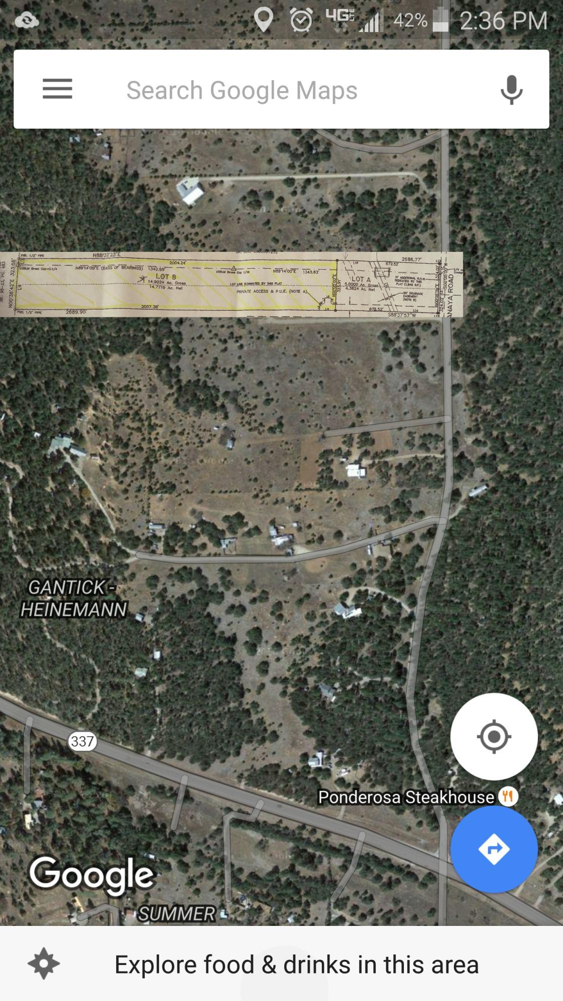 Anaya Road, Tijeras, NM 87059