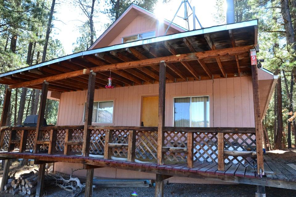 192 Escondido, Jemez Springs, NM 87025