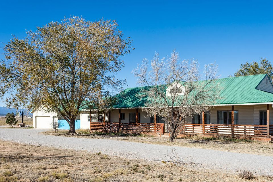 41 N Washburn Lane, Edgewood, NM 87015