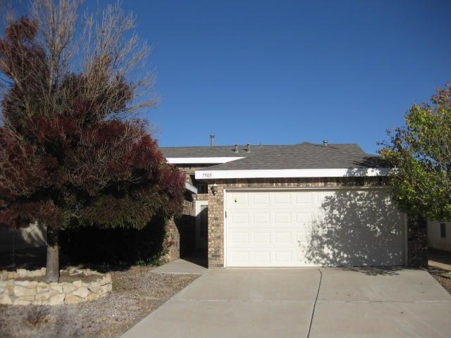 7505 Breckenridge Road NW, Albuquerque, NM 87114