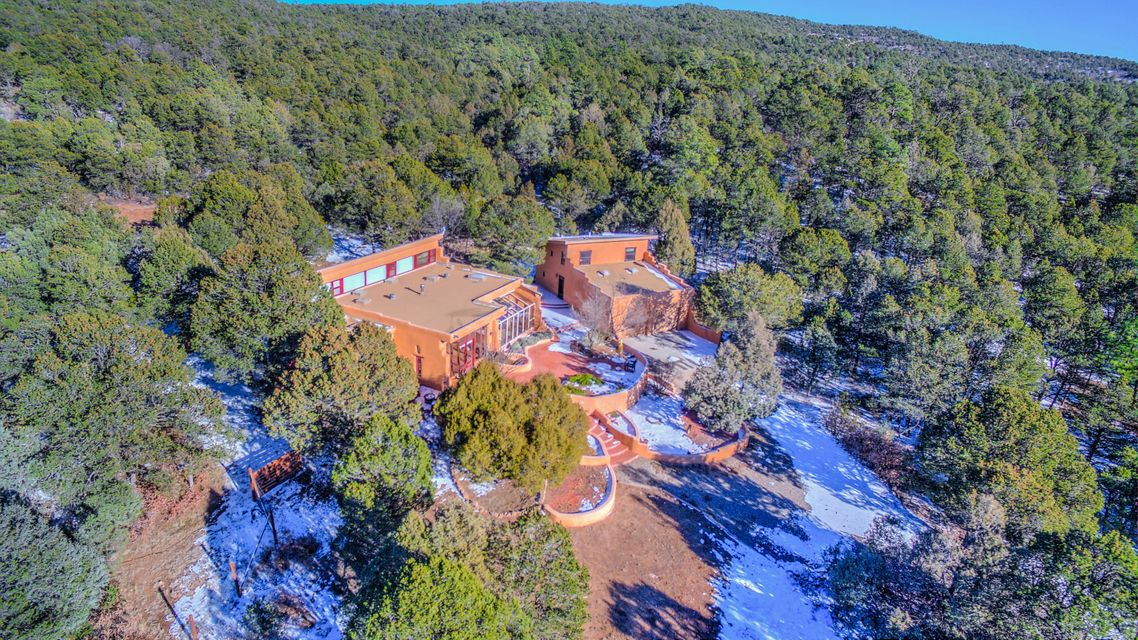 56 Forest Road 252, Tijeras, NM 87059