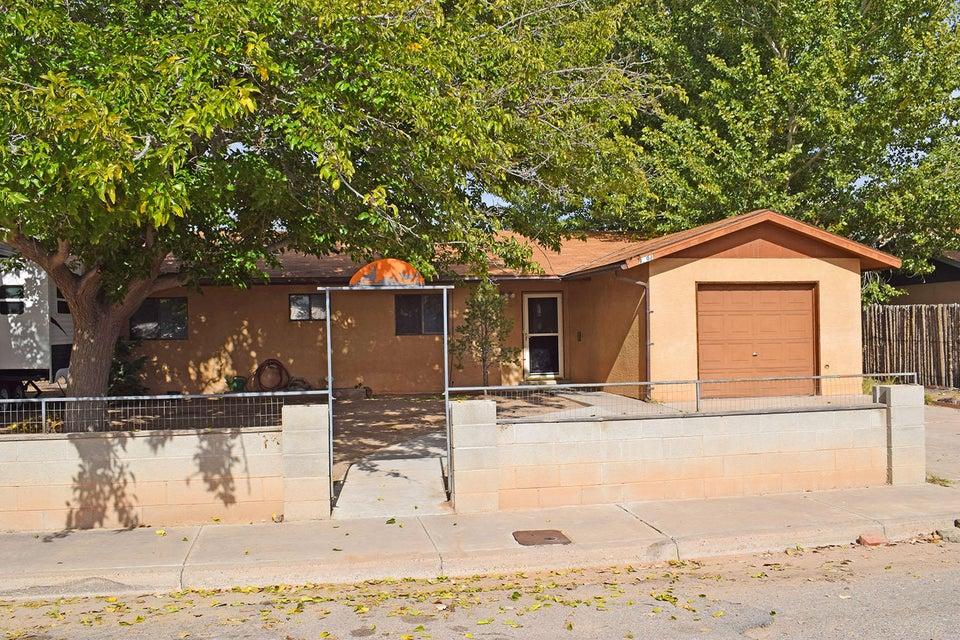 1602 W Aragon Road, Belen, NM 87002