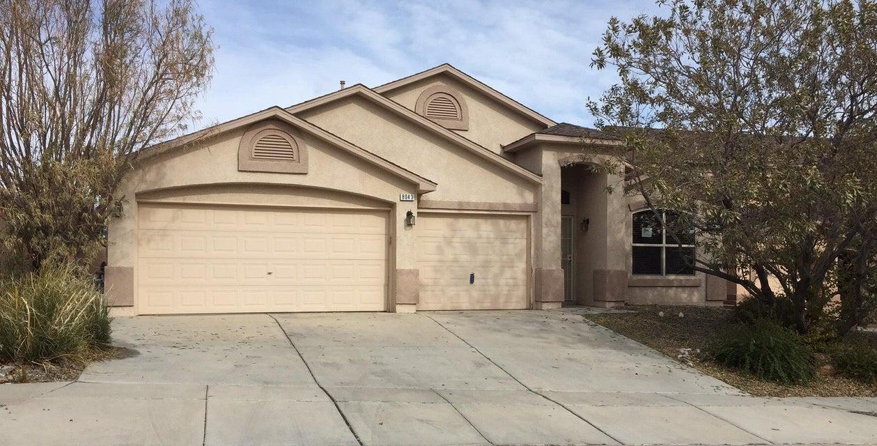 8043 Pony Hills Place NW, Albuquerque, NM 87114