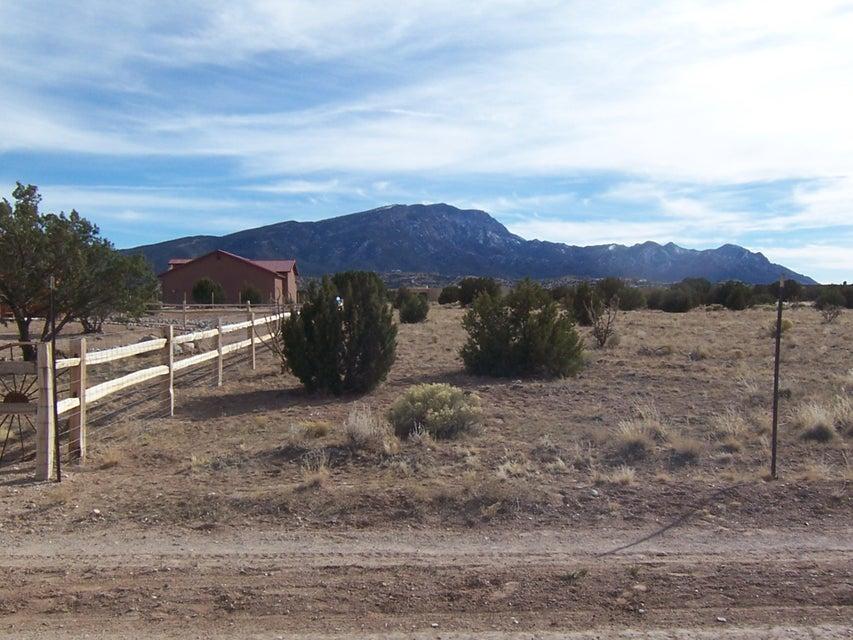 PALOMINO ROAD - Lot 33, Placitas, NM 87043