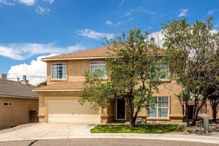 7519 Peregrine Road NE, Albuquerque, NM 87113