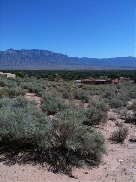 Lot 32 Camino Arco iris, Corrales, NM 87048