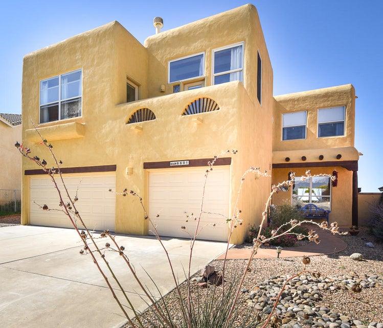 8801 Doris Steider Street NE, Albuquerque, NM 87122