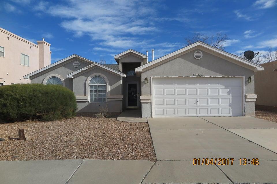 6116 Eagle Eye Drive NW, Albuquerque, NM 87120