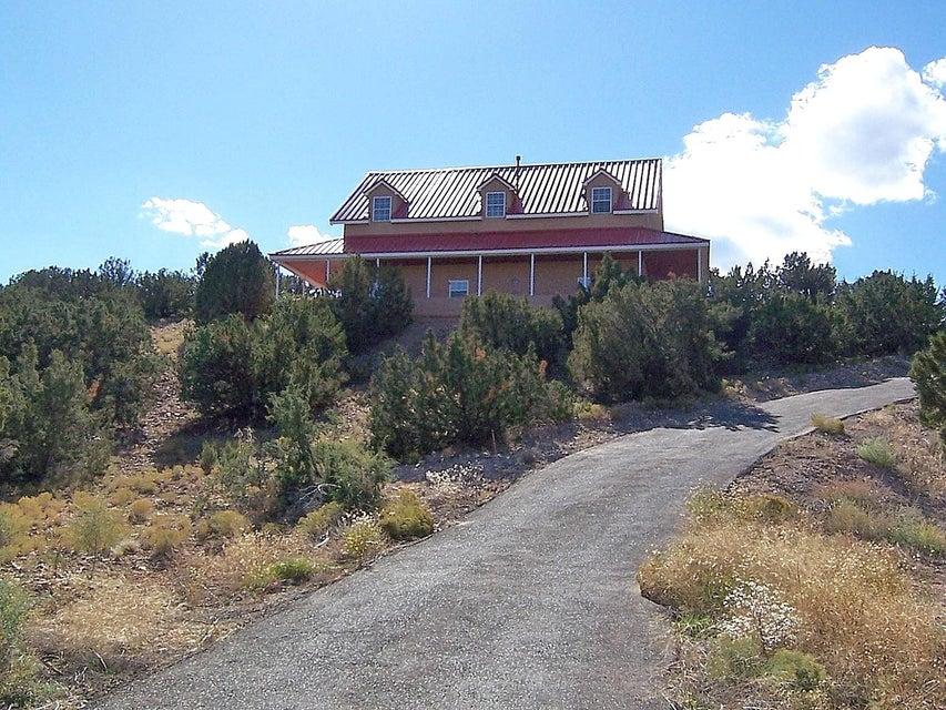 40 Camino De La Buena Vista, Placitas, NM 87043