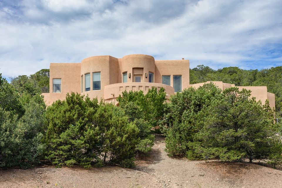 7 Sandia Mountain Ranch Court, Tijeras, NM 87059
