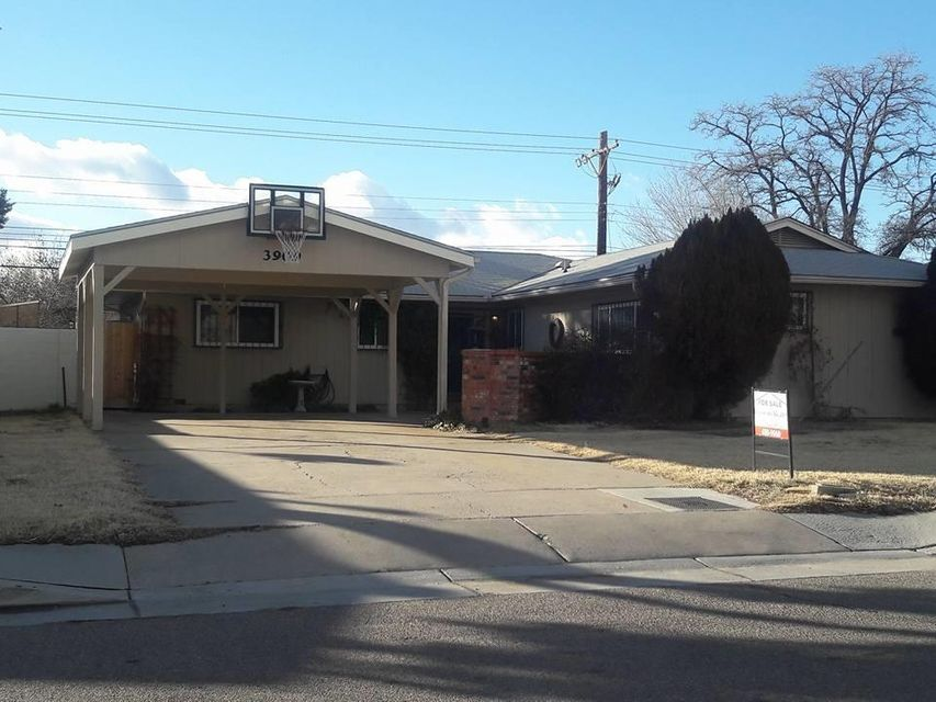 3909 Hermosa Street NE, Albuquerque, NM 87110