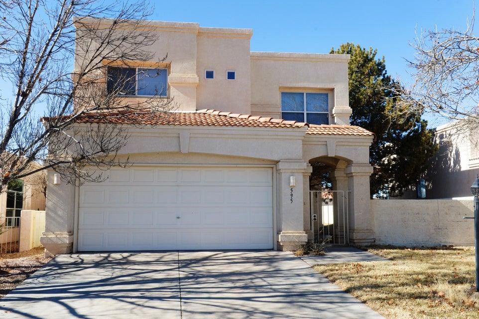 595 Hermit Falls Drive SE, Rio Rancho, NM 87124