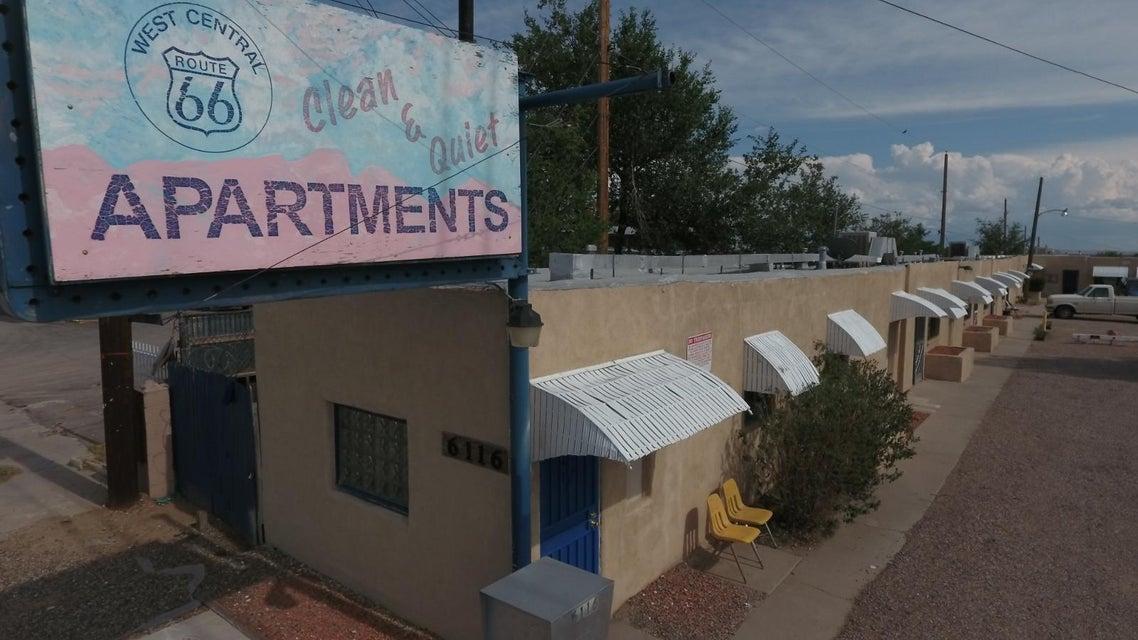 6116 Central Avenue SW, Albuquerque, NM 87105
