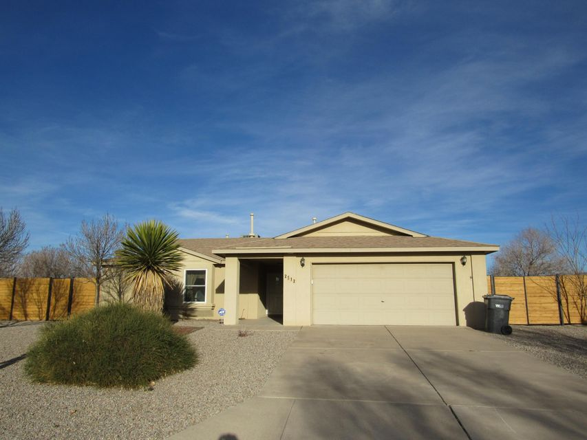 2512 Wheeler Peak Drive NE, Rio Rancho, NM 87144