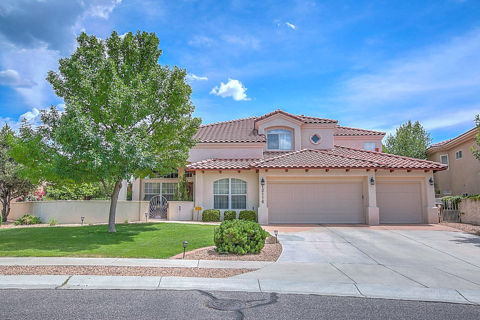12116 Summerwind Place NE, Albuquerque, NM 87122