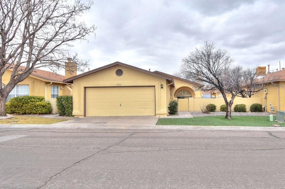 509 SEWARD PARK Avenue NE, Albuquerque, NM 87123