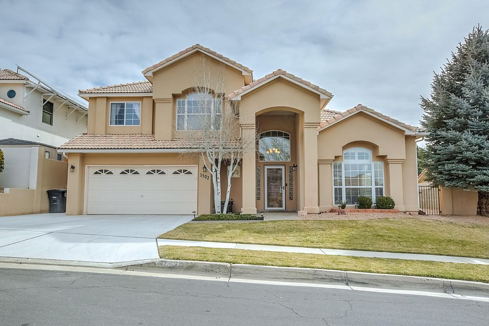 1502 Canyon Hills Drive NE, Albuquerque, NM 87112