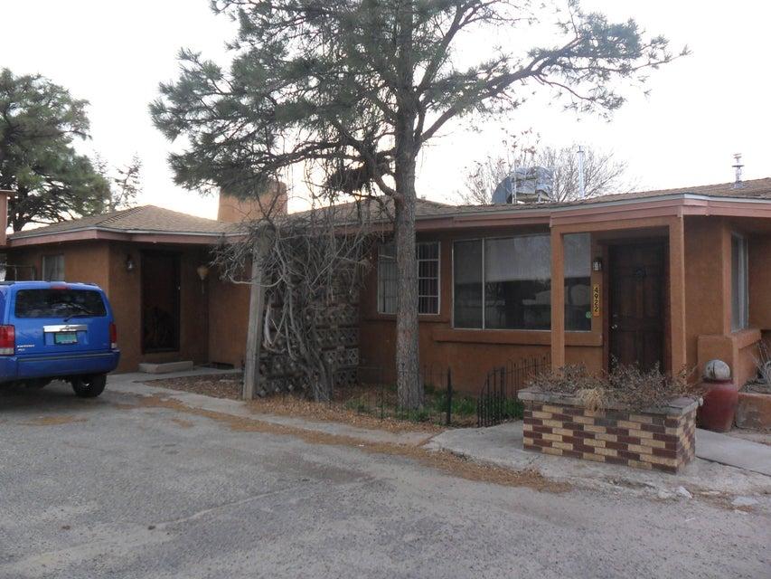 4922 GLENDALE NW, Albuquerque, NM 87105