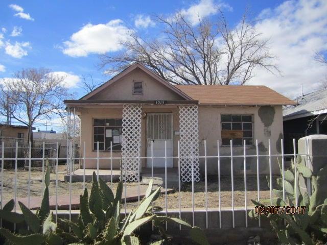 1015 Walter SE, Albuquerque, NM 87102