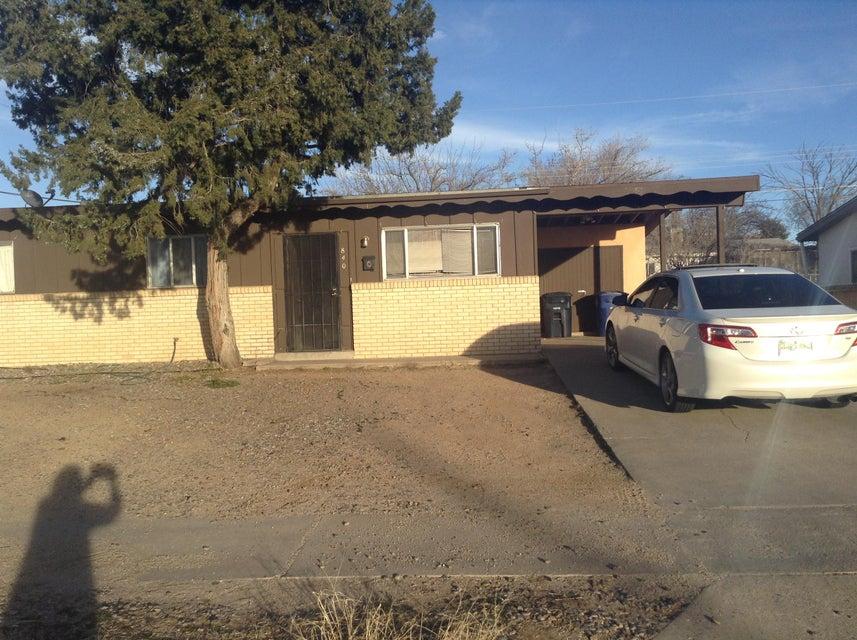 840 Marcella Street NE, Albuquerque, NM 87123