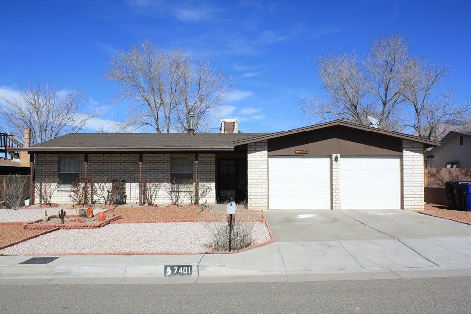 7401 Winans Drive NE, Albuquerque, NM 87109