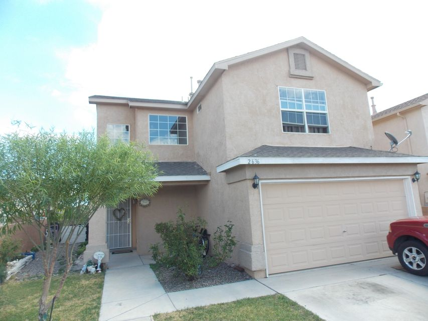 2636 Ghost Ranch Street SW, Albuquerque, NM 87121