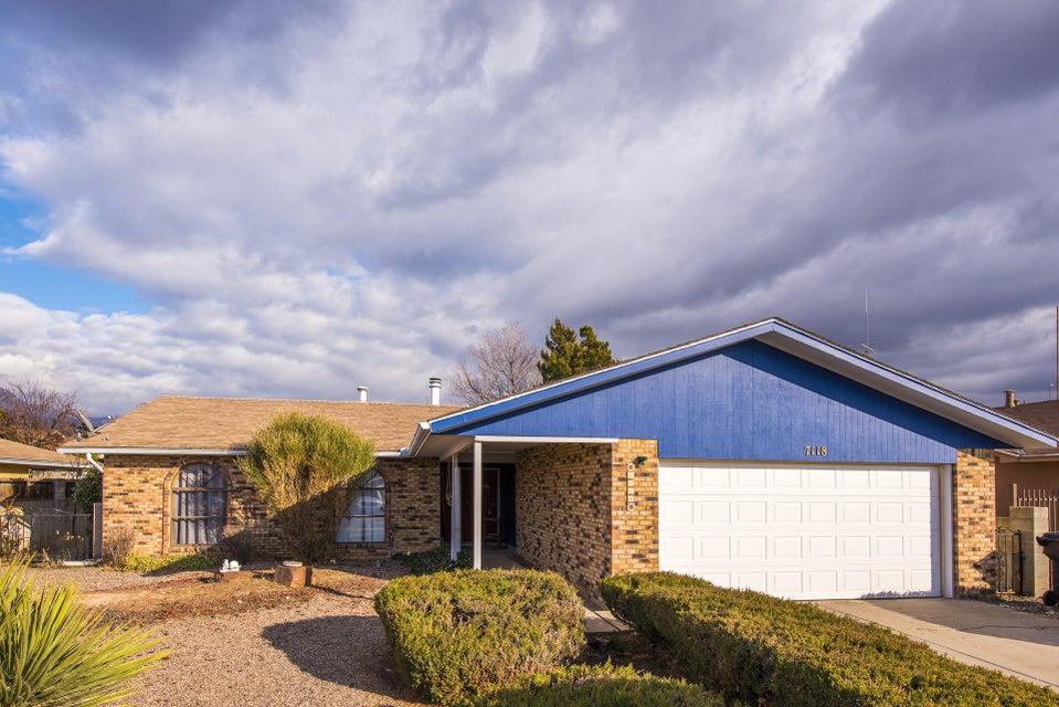 7118 Capitol Drive NE, Albuquerque, NM 87109